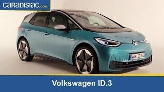 Volkswagen ID.3 : le début d'une nouvelle ère