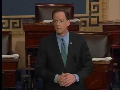 Sen. Toomey introduces amendment to debt limit bill