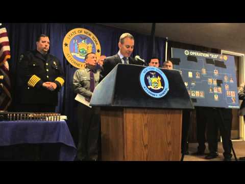 St. Lawrence County drug rings indicted