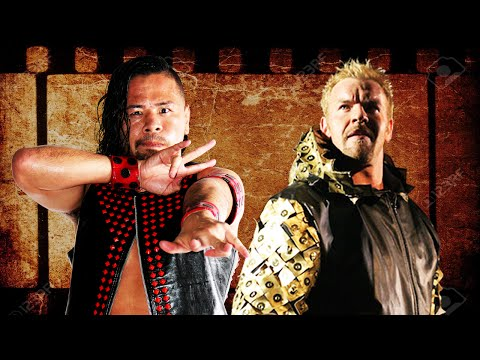 Shinsuke Nakamura & Christian Mashup - 'The Eyes Of The Rising Sun'
