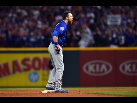 Clutch hits from Ben Zobrist and Kris Bryant help Cubs to 6-2 victory