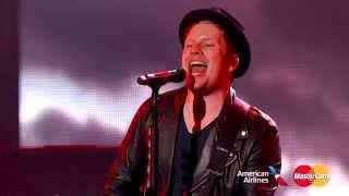 Fall Out Boy - Uma Thurman  - Jimmy Kimmel Live! 2015 [HD]