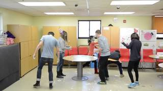 Cake Fight - Game On - YCTV 1502