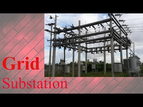 Grid Substation | Grid Substation Equipment's | National Grid Substation | An Electrical Engineer
