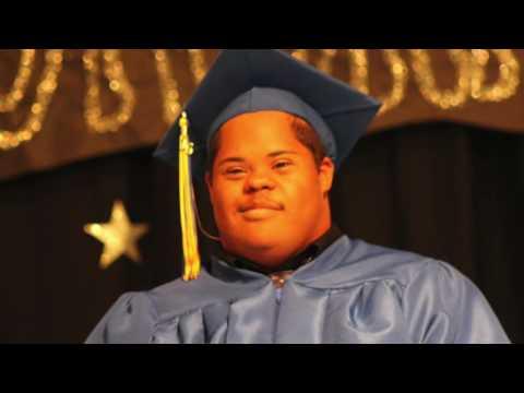 Cedar Chapel Special School Graduation