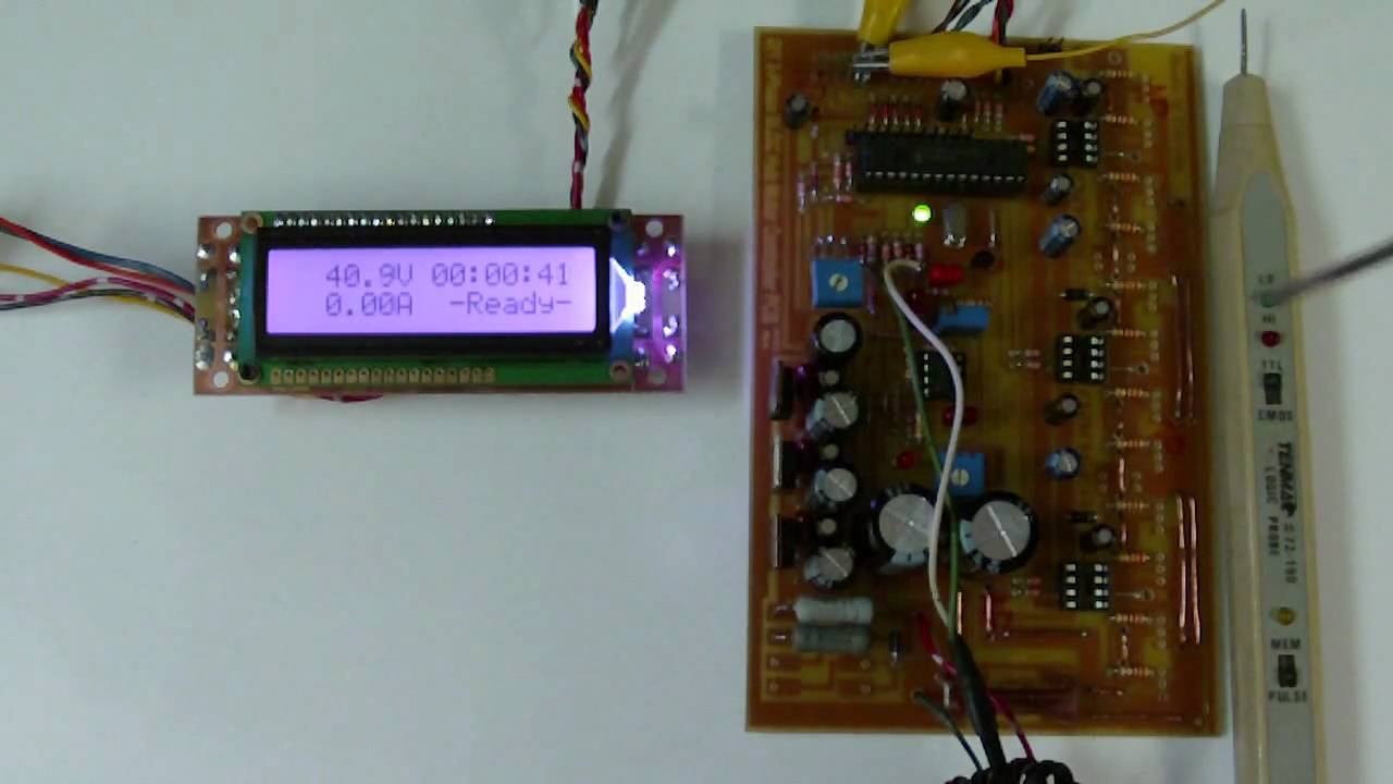 Home Made Bldc Hub Motor Controller Project Progress Update August 15 Simple Bidirectional Dc Speed Electronic Boy For
