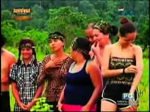 Video - Survivor Philippines 4 Celebrity Doubles Showdown ...