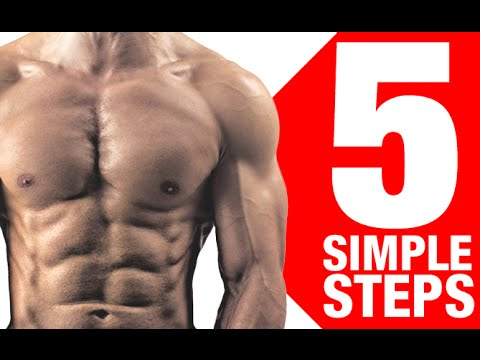 Diet Plan for 6 Pack Abs (STEP BY STEP!)