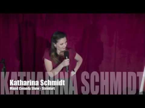 """Katharina Schmidt - """"Zuckerfreier Dinkelfraß"""" Comedy 2016"""