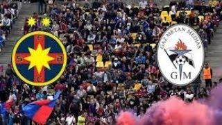 Live!! Gaz Metan Medias-Steaua(Fcsb)