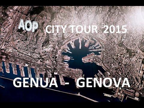 Impressionen von Genua - Impressions of Genova 2015