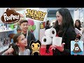 UNBOXING TOILET PAPER!!! Poopeez & Bendy and the Ink Machine Toys! Basic Fun TOY FAIR WEEK!!