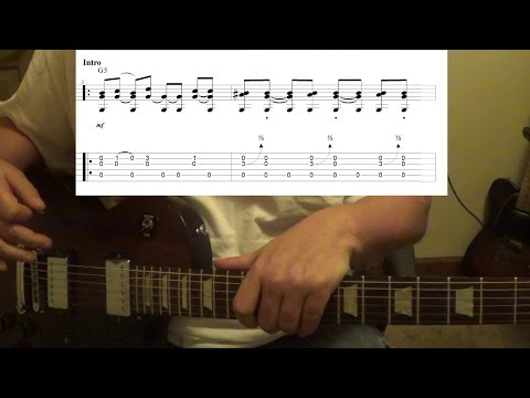 Blackberry Smoke - Shakin' Hands with the holy ghost - Tab and Backing Track