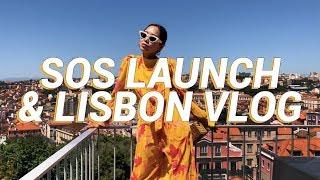 SOS Lisbon Launch! w/ Revolve + Lisbon Travel Guide | Travel Vlogs | Aimee Song