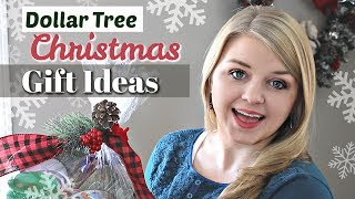 Dollar Tree Gift Basket Ideas | Dollar Tree Christmas Gifts 2018 | Krafts by Katelyn