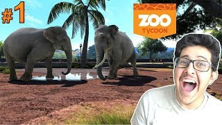 افضل حديقة حيوان في العالم 🦁 - #1 Zoo tycoon