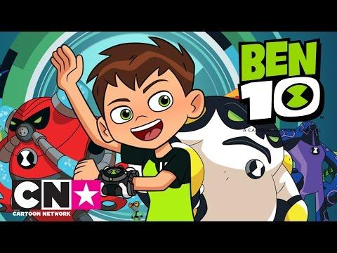 Meet The Aliens | Ben 10 | Cartoon Network