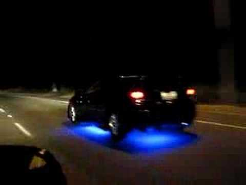 My celica w neon underglow 2 youtube - Underglow neon ...