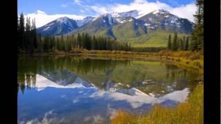 ロッキー山脈自然公園9位 Rocky Mountain Parks Rocky Mountain Parks Parcs des montagnes Rocheuses