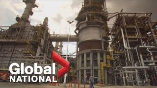 Global National: May 18, 2021 | Alberta oilsands outbreak worsens despite Canada's vaccine optimism