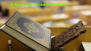 "Al-Qur'an ""JUZ 26 (dua puluh enam)"" - Sheikh Abdulrahman Al Ossi"