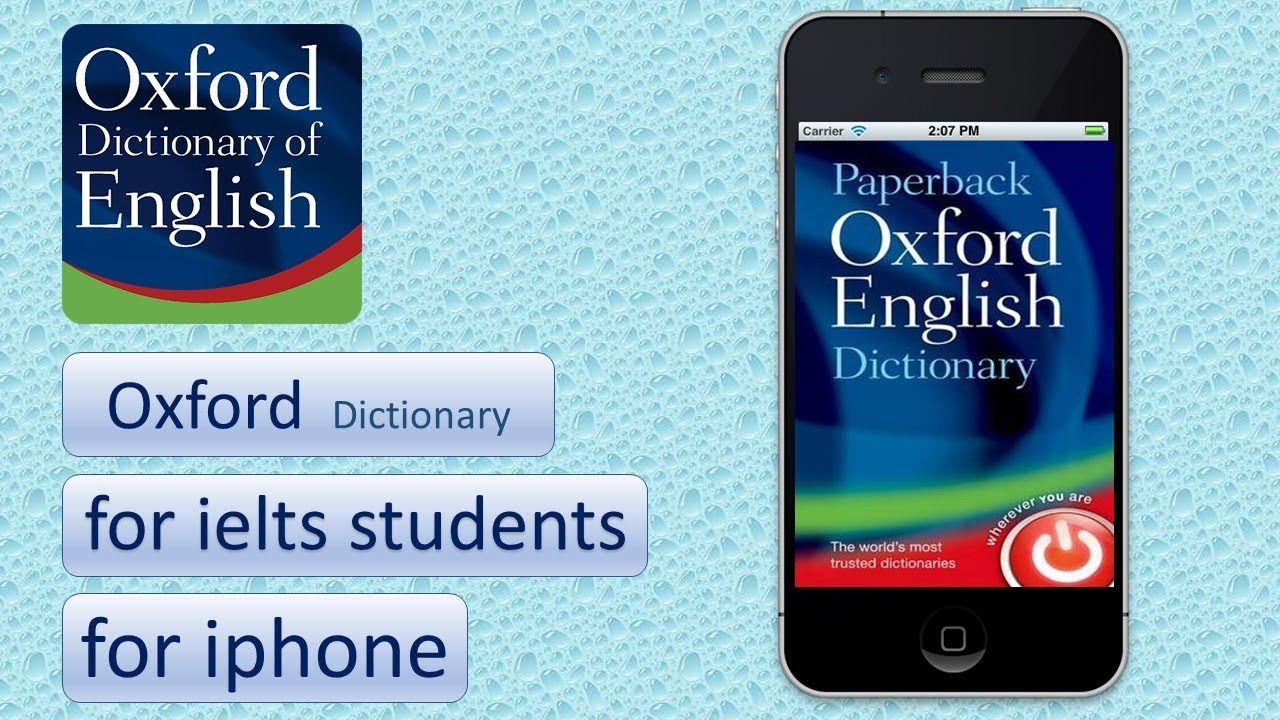How To Use Oxford Dictionary To any iPhone for free No App] by English Jutt