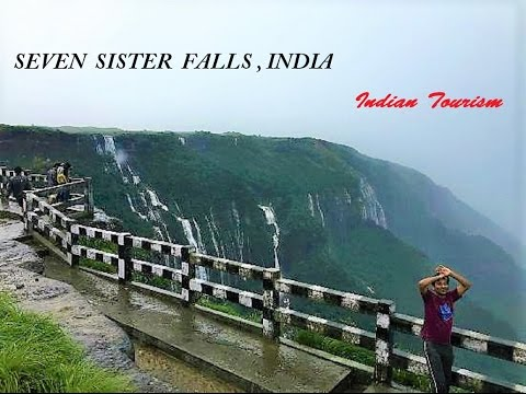 THE AMAZING SEVEN SISTER FALLS