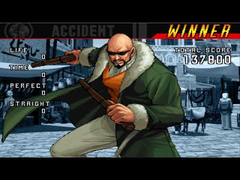 The King of Fighters 98 ultimate match final edition playthrough part 45 Mr  Big |