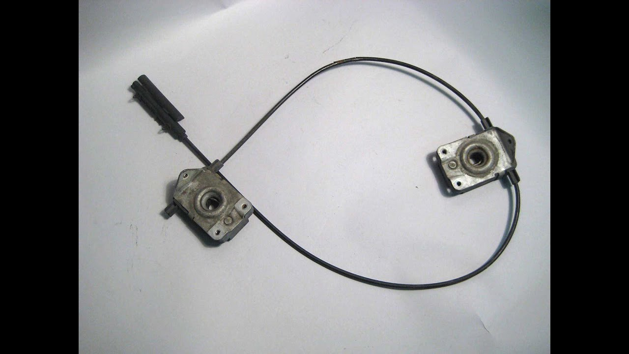 small resolution of bmw e39 e38 e53 hood cable removal easy step by step 525i 528i 530i 540i 740i x5