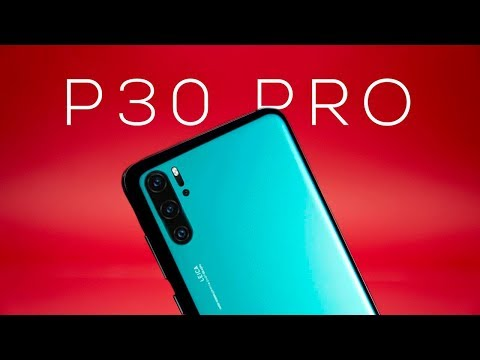 Huawei P30 Pro - It's Going to be Epic!