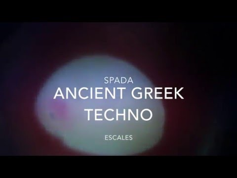 SPADA - Ancient Greek Techno (Official Music Video)