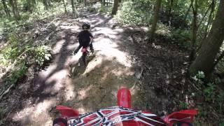 New Rider- Crf-50, crf100, xr100 Trail Riding