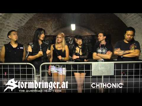 CHTHONIC Interview