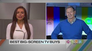 Big screen TV deals