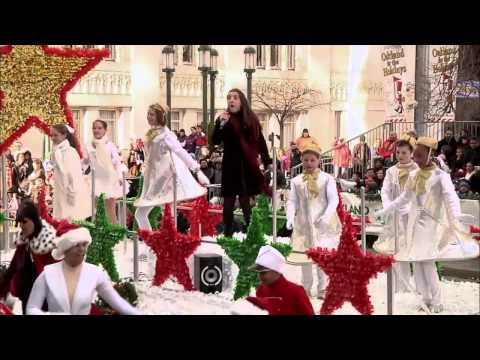 2013  America's Children's Holiday Parade w Veronica Powers
