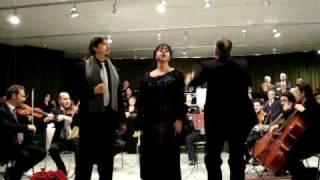 BRINDISI from La Traviata by Giuseppe Verdi - Italian Bel Canto live