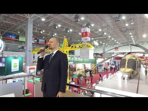 """видео: Стенд Военно-строительного комплекса на МВТФ """"Армия-2018"""""""
