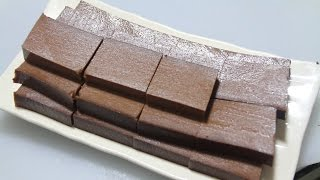 Resep Brownies Puding Coklat