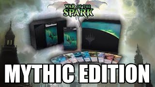 War Of The Spark Mythic Edition Product Analysis - Should You Buy This?