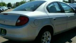 2000 Dodge Neon #YD567636 in Lone Tree CO Denver, CO 80124
