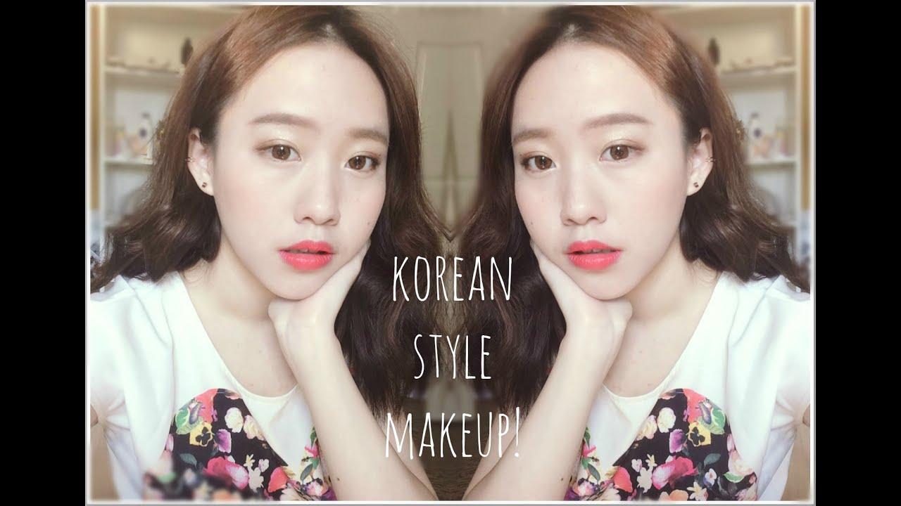 Korean Style Makeup Youtube