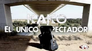 Kako M. - El único espectador (Videoclip oficial HD)