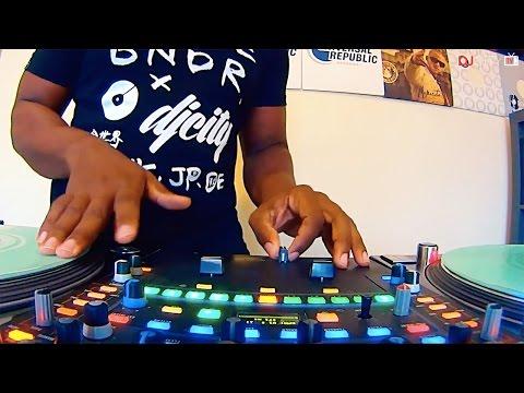 DJ Reddi Performs Rock-Influenced Routine