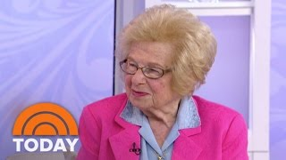 Dr. Ruth, 86: I Have Sex All The Time | TODAY