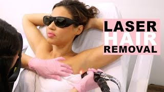 How Laser Hair Removal Women