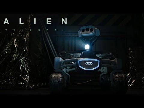 Alien: Covenant x Audi lunar quattro | 20th Century FOX