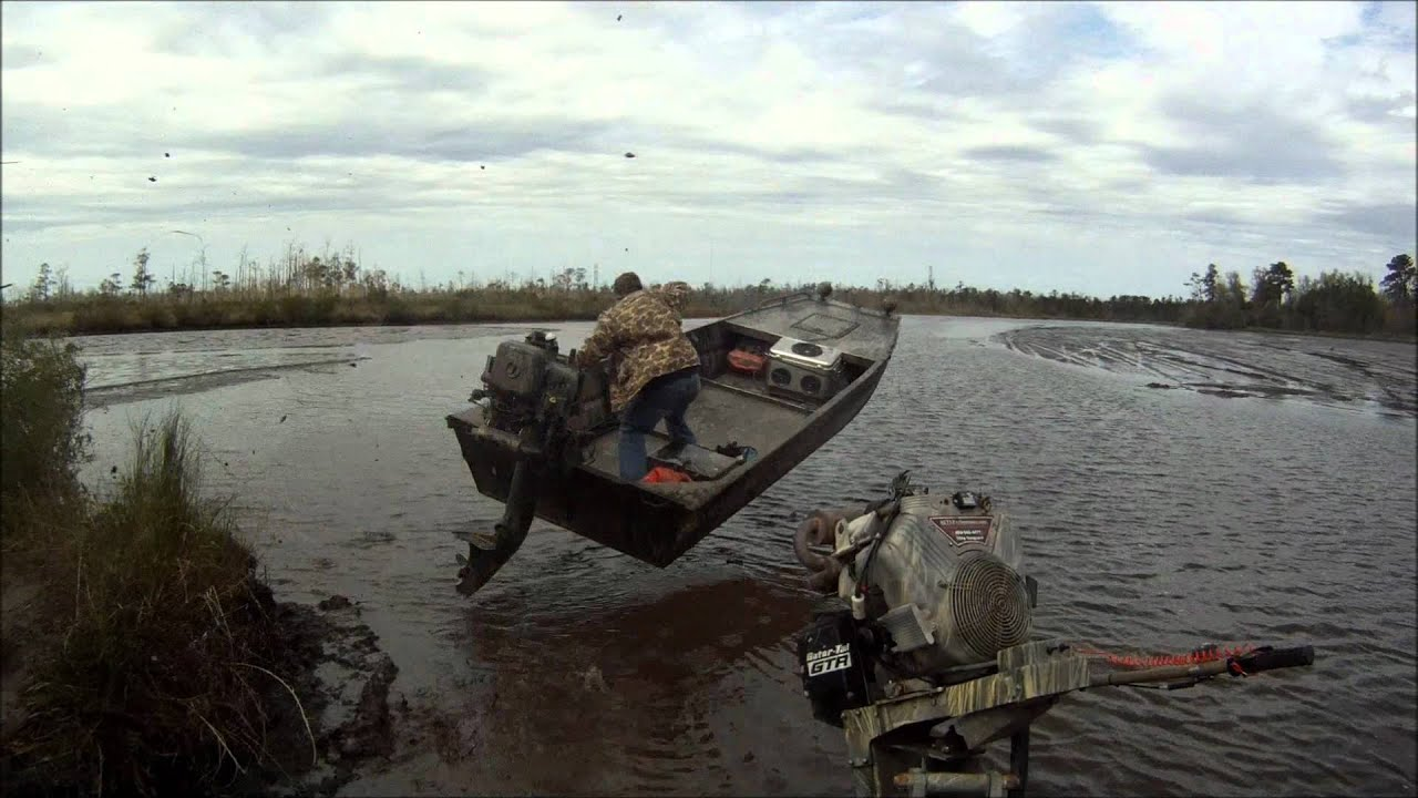 Overview of the Banded Axe BoatShore Combination Blind