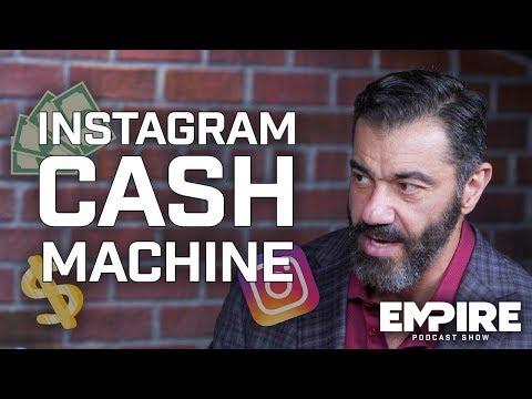 Turn Instagram Into A Cash Machine