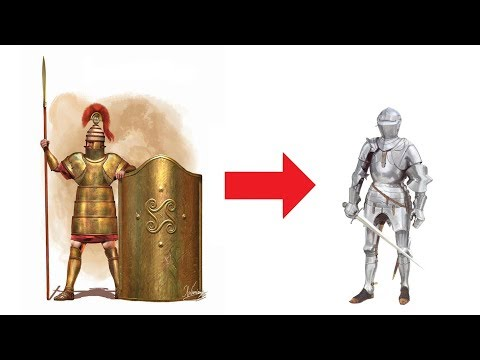 When Was Plate Armor REALLY Invented? The Origins