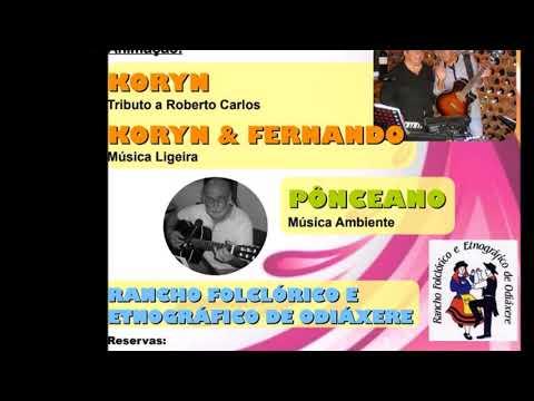 Algarve YoutubeReport - Almoco Solidário 11 Agosto 13 h Clube Desportivo Odiáxere